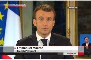 Công bố biện pháp cụ thể giải quyết xung đột tại Pháp