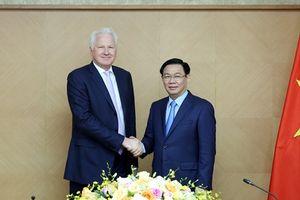 Tạo thuận lợi cho Tập đoàn Clermont đầu tư tại Việt Nam