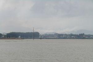 Mưa lũ gây thiệt hại nặng ở Bình Định