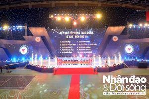 Hà Nội xếp nhất toàn đoàn tại Đại hội thể thao toàn quốc lần thứ VIII - 2018