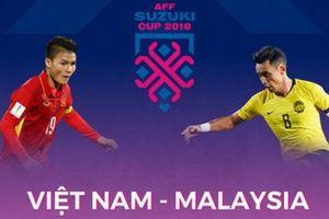 Đội hình dự kiến Malaysia vs Việt Nam: Văn Quyết đá chính?