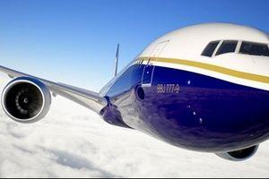 Boeing ra mắt dòng máy bay thương mại hai động cơ 777X chặng siêu dài