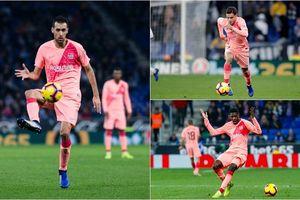 Đội hình Barca trận gặp Tottenham: Chủ nhà nương chân với 'Gà trống'?