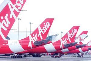 Air Asia chưa thỏa 'cơn khát' thị trường Việt