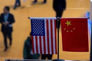 Trung-Mỹ thảo luận giai đoạn tiếp theo của đàm phán thương mại
