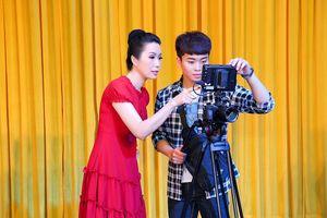 Á hậu Trịnh Kim Chi tuyển diễn viên cho dự án phim mới