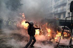 Ông Putin: Người Nga không muốn chứng kiến những vụ bạo động như xảy ra ở Pháp