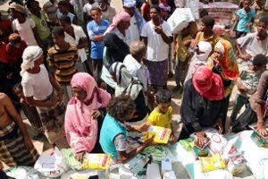 LHQ cảnh báo tình trạng khủng hoảng lương thực nghiêm trọng ở Yemen