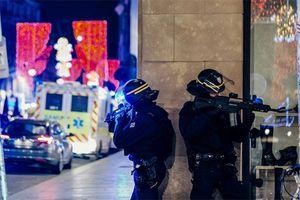 Pháp thắt chặt biên giới, lùng bắt hung thủ xả súng tại chợ Giáng sinh