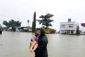 Quảng Nam: Sơ tán kịp thời hơn 1.800 hộ dân