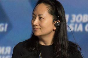 Mỹ lộ bài vụ bắt sếp tài chính Huawei?
