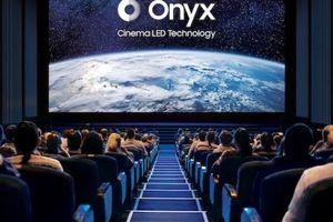 Samsung giới thiệu màn hình Onyx cho rạp phim với sắc đen tuyệt đối