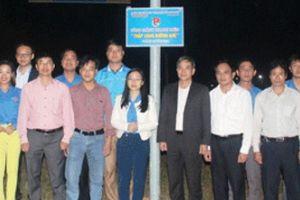 Supe Lâm Thao: Đoàn Thanh niên ra quân 'Thắp sáng đường quê'