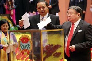 Đại hội VII đã sáng suốt lựa chọn bầu ra 119 ủy viên Ban Chấp hành