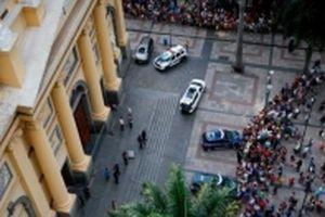 Xả súng tại nhà thờ ở Brazil, bốn người chết