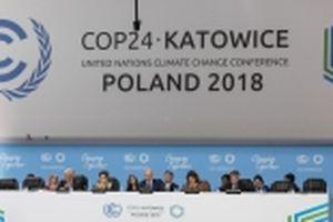 Liên hợp quốc hối thúc kết quả mạnh mẽ tại COP24