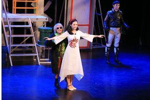 Nhà hát Tuổi Trẻ lưu diễn tại TPHCM