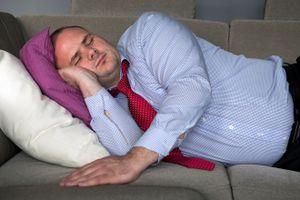 Chảy dãi khi ngủ cảnh báo những căn bệnh nguy hiểm