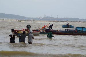 Tìm thấy thi thể nạn nhân mất tích trên sông Trà Bồng