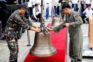 Mỹ trả chuông nhà thờ cho Philippines