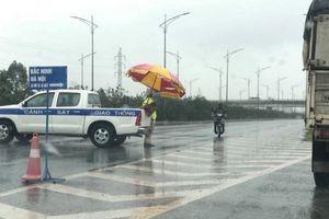 Phát hiện thi thể phụ nữ không nguyên vẹn trên cao tốc Hà Nội - Bắc Giang