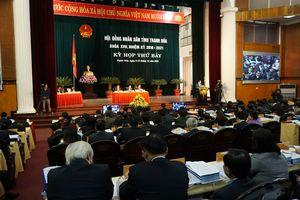 Không cho báo chí tham dự phiên họp HĐND tỉnh Thanh Hóa là do 'hiểu nhầm'