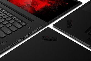 Lenovo ra mắt bộ đôi máy trạm di động ThinkPad siêu mỏng, nhẹ