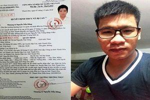 Truy nã cựu sinh viên hoạt động lật đổ chính quyền