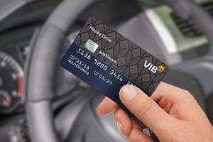 Siêu tiện ích với 5 loại thẻ tín dụng mới VIB
