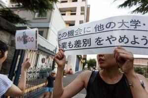 Thêm 2 trường y tại Nhật kỳ thị nữ sinh, sửa điểm thi bất lợi