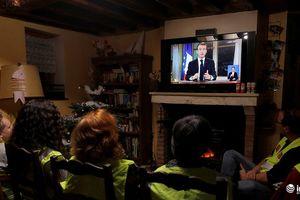 Sau tuyên bố của TT Macron, phe đối lập Pháp đồng loạt đòi đấu tranh