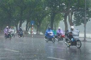 Bắc Bộ mưa rét, Trung Bộ ngập lụt