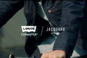 Áo khoác thông minh Levi's Commuter Trucker x Jacquard thêm tính năng mới