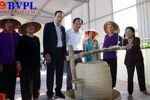 Huyện đầu tiên của Hà Tĩnh đạt chuẩn nông thôn mới