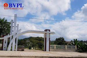 'Cắt' đất công viên cho Doanh nghiệp thuê, xây dựng trái phép