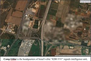 Công ty bản đồ Nga vô tình tiết lộ các căn cứ quân sự tối mật