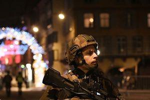 Pháp huy động 350 nhân viên an ninh săn lùng kẻ xả súng ở khu chợ Giáng sinh