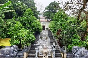 Hà Nội: Tổ chức Lễ dâng hương ngày Hóa Đức Thánh Tản Viên