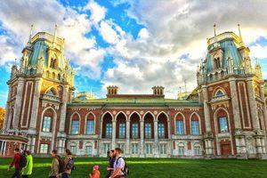 Khám phá vẻ đẹp lung linh của thành phố Moscow, Nga