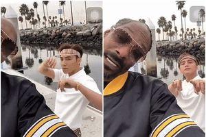 Rapper nổi tiếng người Mỹ Snoop Dogg tiết lộ hợp tác Sơn Tùng M-TP