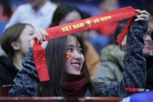 Điểm lại những khoảnh khắc đẹp nhất của sinh viên xuyên suốt trận đấu Chung kết AFF Cup Việt Nam - Malaysia