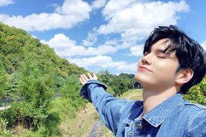 Ong Seong Woo (Wanna One) khiến fan phát cuồng vì sở hữu năng khiếu chụp ảnh đỉnh cao