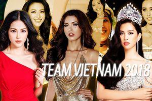 Sơ kết mùa hoa hậu 'thắng giòn giã': Phương Khánh ẵm vương miện, Minh Tú - Tiểu Vy đáng tự hào!