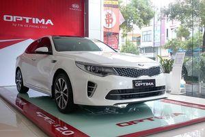 10 ô tô bán ít nhất tại Việt Nam tháng 11.2018