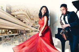 Thăng hoa cảm xúc cùng âm nhạc đỉnh cao tại The Reverie Saigon