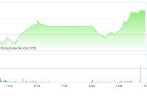 Chứng khoán chiều 12/12: Blue-chips tăng tốc, VN-Index vượt 960