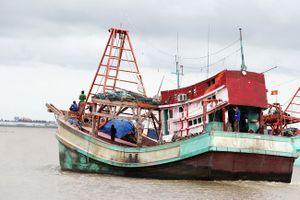 Kiên Giang công khai tàu cá vi phạm IUU