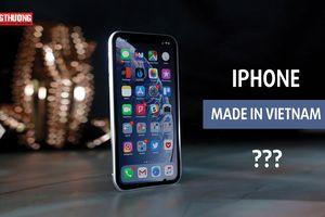 Ngày 12/12/18 l Sự kiện & Con số Công Thương: iPhone sắp được gắn nhãn 'Made in Vietnam'?