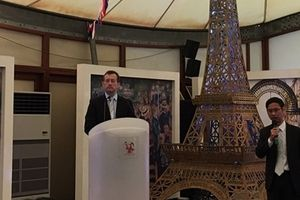 'Du lịch Paris miễn phí' tại Lễ hội Pháp ở Hà Nội
