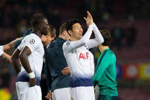 Toàn cảnh Barca 1-1 Tottenham: Thoát hiểm ngoạn mục